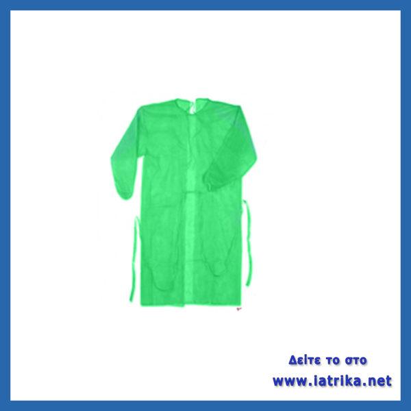 Μπλούζες ασθενών πράσινες