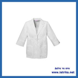 Ιατρική-εργαστηριακή ποδιά λευκού χρώματος σε διάφορα μεγέθη