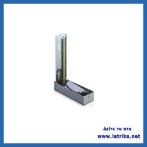 υδραργυρικό επιτραπέζιο πιεσόμετρο