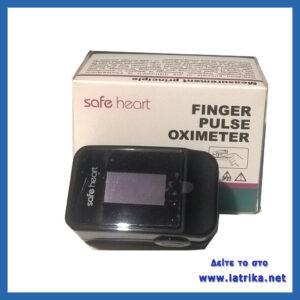 παλμικο οξυμετρο δακτυλου για κορεσμο οξυγονου